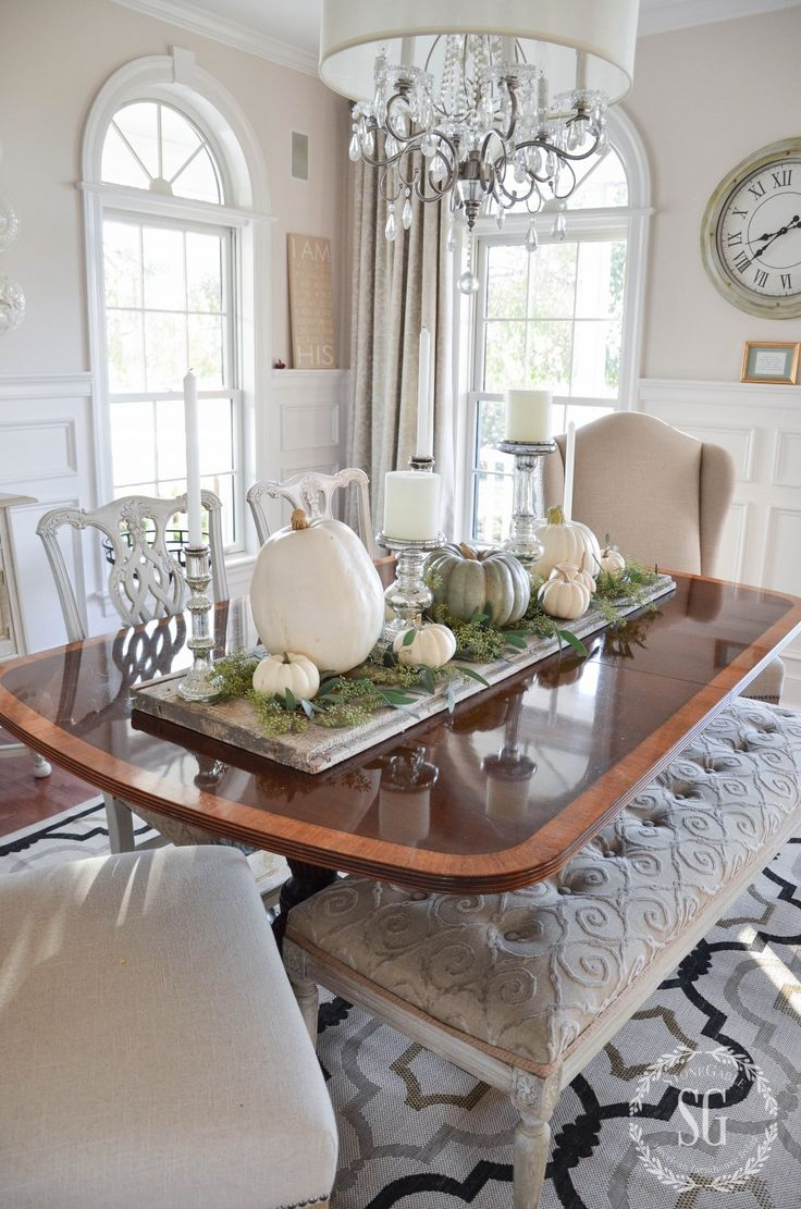 EASY PUMPKIN THANKSGIVING TABLE Part 98