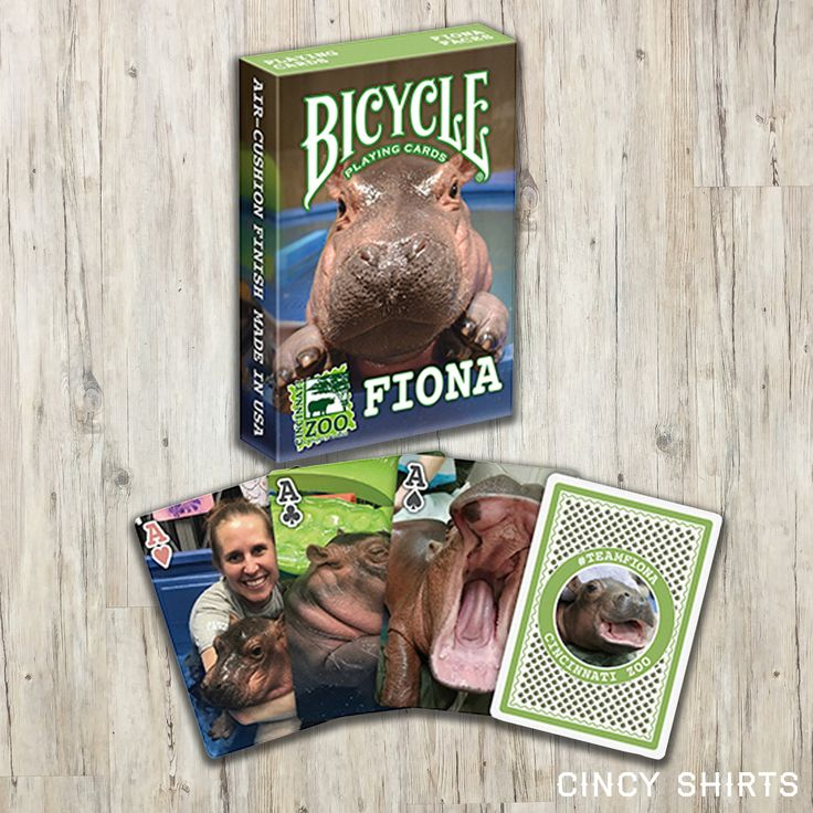 Fiona Deck of Cards