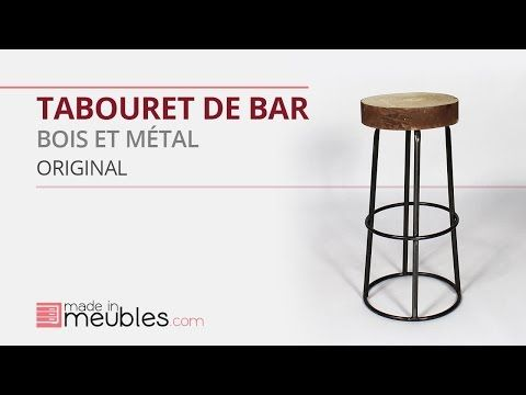 1000 id es sur le th me tabourets de bar industriel sur pinterest bars industriels tabourets. Black Bedroom Furniture Sets. Home Design Ideas