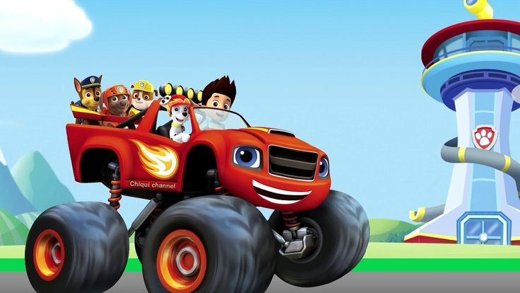 Blaze And The Monster Machines Espa 241 Ol Capitulos Completos