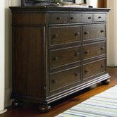 Found it at Wayfair - Down Home Aunt Peggy's 8 Drawer Dresser