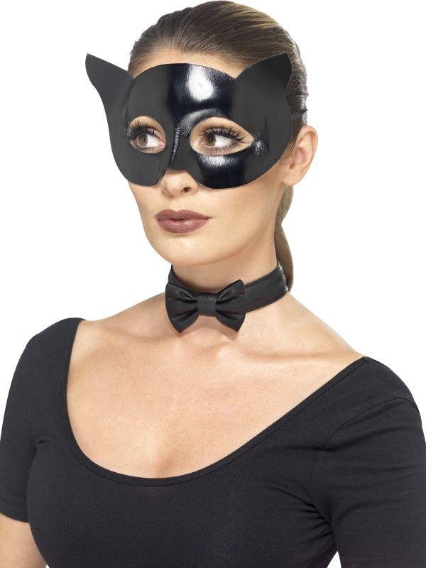 New Womens Halloween ... http://www.cosmetics4uonline.co.uk/products/womens-halloween-black-cat-fancy-dress-costume-kit-by-smiffys-fancy-dress-44528 #beauty