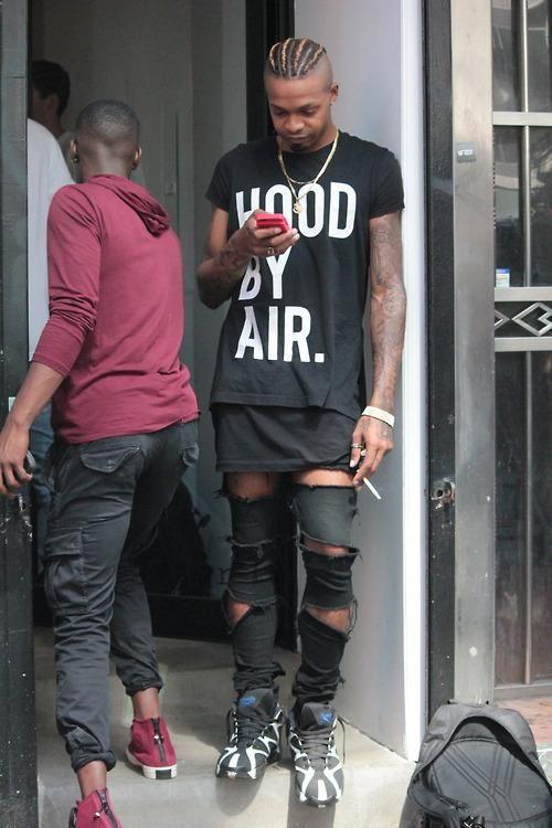 Resultado de imagem para young thug fashion