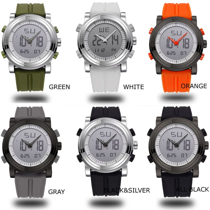 Relojes Hombre 2016 SINOBI Sports Watch Outdoor Military LED Casual Watches Men's Digital Shock Resistant Quartz Wristwatches - Online Shopping for Watches