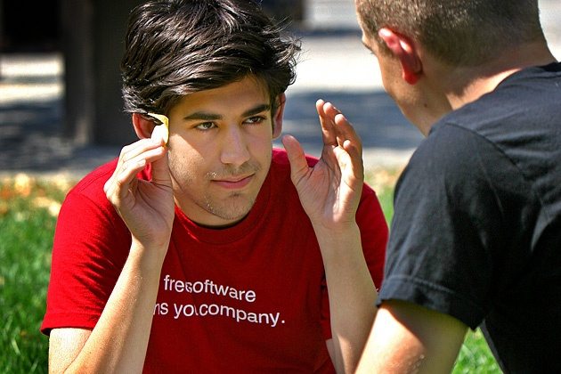 Tribute to Aaron Swartz