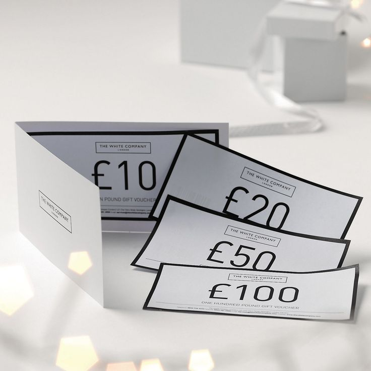 Gift Vouchers | Gift Vouchers | Gifts | The White Company UK