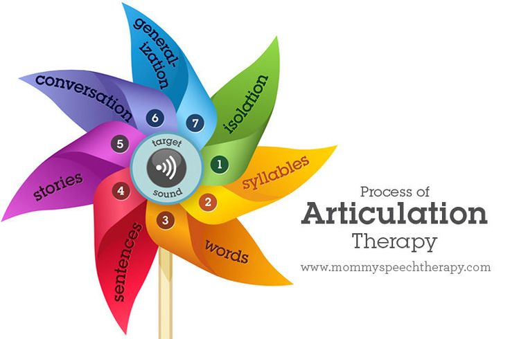 The Process of Articulation Therapy