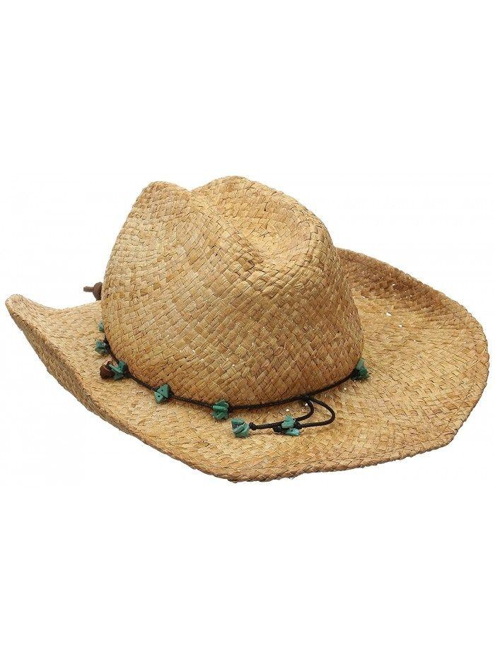 efd554b53e36a Women S Straw Cowboy Hat Tea Cd115vmiw3b In 2018 Fashion Hats