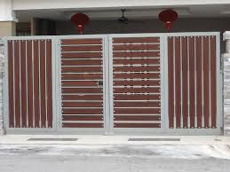 Image result for stainless steel sliding gate design