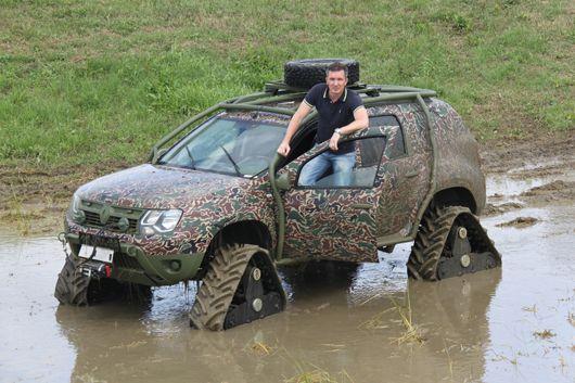 AR-Live: Хлебушкин и секретный Renault Duster