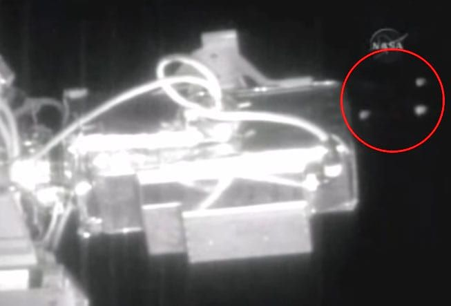 JUST CAME IN: Six UFOs Caught On Camera By International Space Station Live Feed [VIDEO]