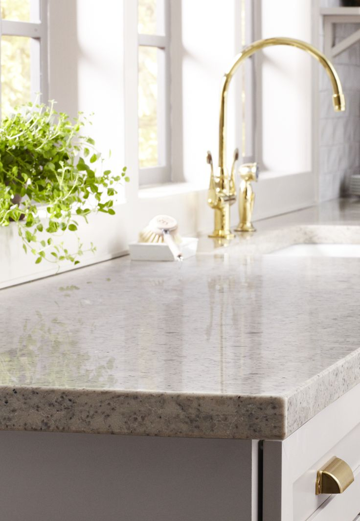 Did you know quartz countertops resist spills stains for Kitchen countertop planner