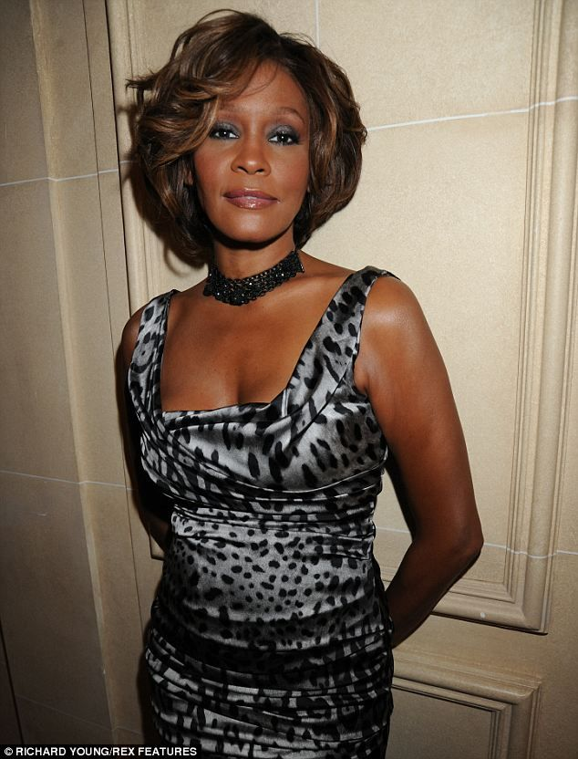 whitney houston gravestone pictures | lasting tribute: Whitney Houston's gravestone engraved with I Will ...