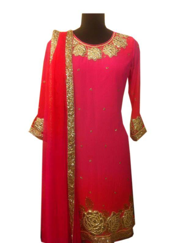 The 25 Best Punjabi Wedding Suit Ideas On Pinterest
