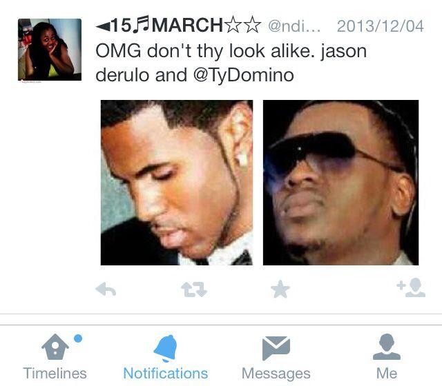 Derulo & Ty?