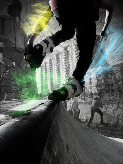 roller aggressive | Tumblr
