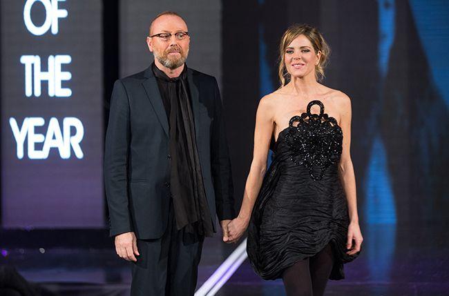 THE LOOK OF THE YEAR -  Designer Nino Lettieri  -  Actress @elisabetta1208 @elisabetta0451 - @WestinRome