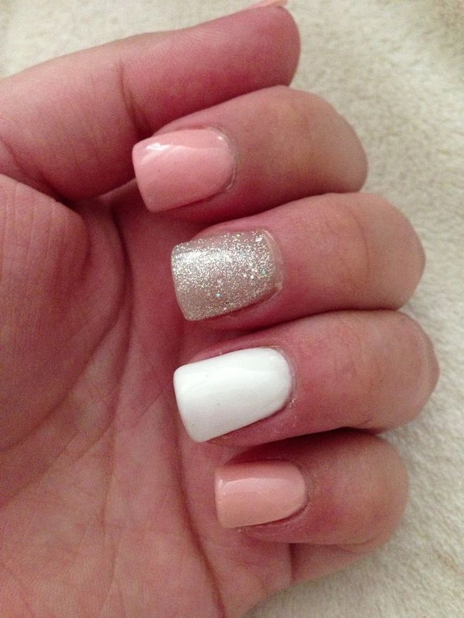 Whatever They Told You About Neutral Nails Acrylic Short Square Is Dead Wrong And Here S Why Apikhome Com White Acrylic Nails Short Acrylic Nails Nails