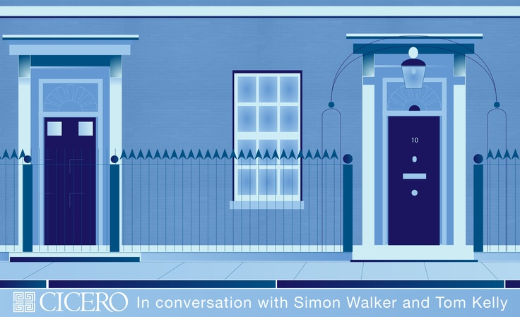 illustration for 10 downing street round table event