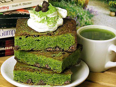 """Yerba Mate Tea Gourd """"Greenies"""" (Brownies)"""