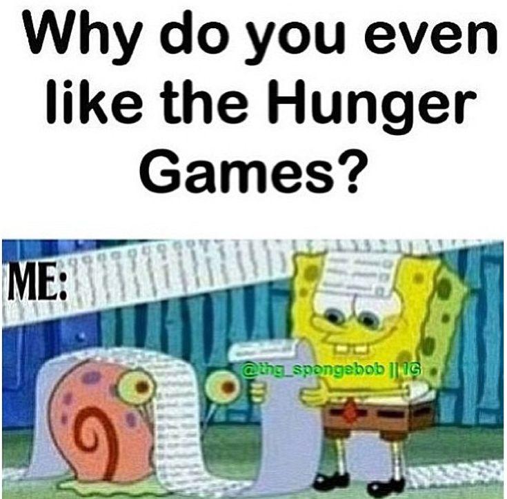 Hunger games lol