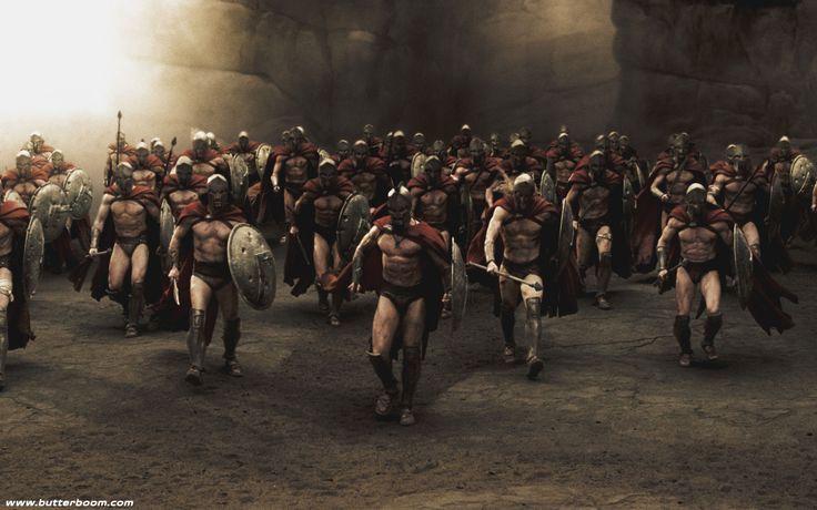 300 Spartans ( from 300 ) vs 300 Elves ( LOTR ) - Battles - Comic Vine