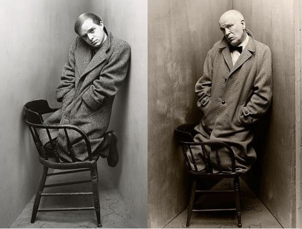 Irving Penn: Truman Capote