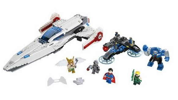 LEGO 76028 Super Heroes DC Universe Darkseid Invasion. Check out our 4.76% promotion off retail price! Enjoy a further $10 discount if you self collect your purchase! Delivery within Singapore. LEGO® is a trademark of The LEGO Group of companies. Chucklingbaby.com is independent of The LEGO Group. All the product images are copyright of The LEGO Group.