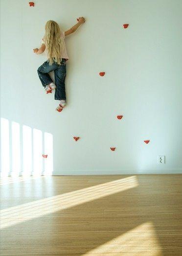 ber ideen zu hause kletterwand auf pinterest kletterwand kleinkind zimmer und. Black Bedroom Furniture Sets. Home Design Ideas