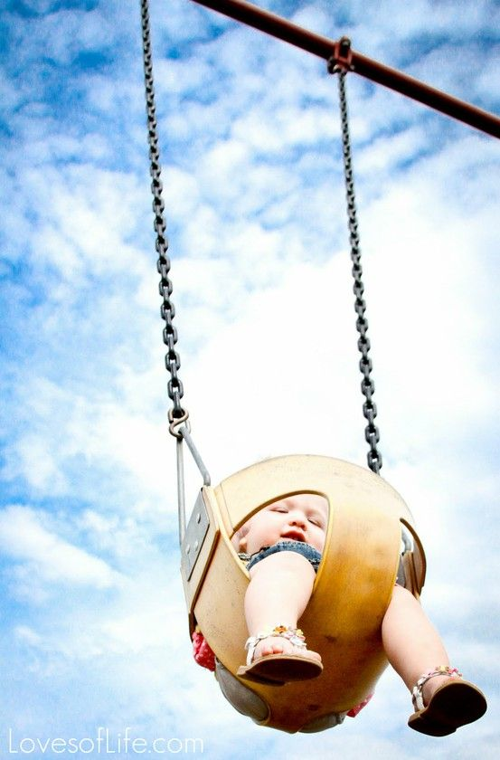 #Toddler Photography. Love this perspective: Now if only I can remember this when at the park!