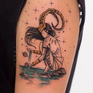 50 Best Capricorn Tattoo ideas