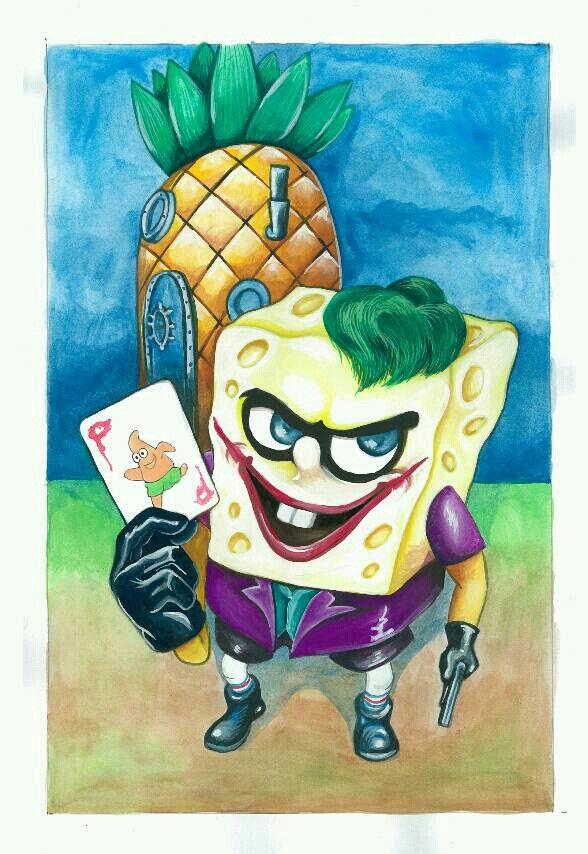 My SpongeJoker