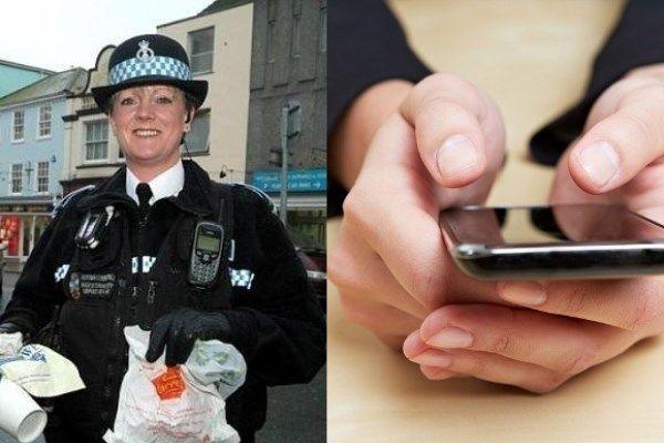 Αστυνομικός αυτοκτόνησε γιατί έστειλε SMS στον άντρα της αντί στον εραστή της - Αστεία-Παράξενα