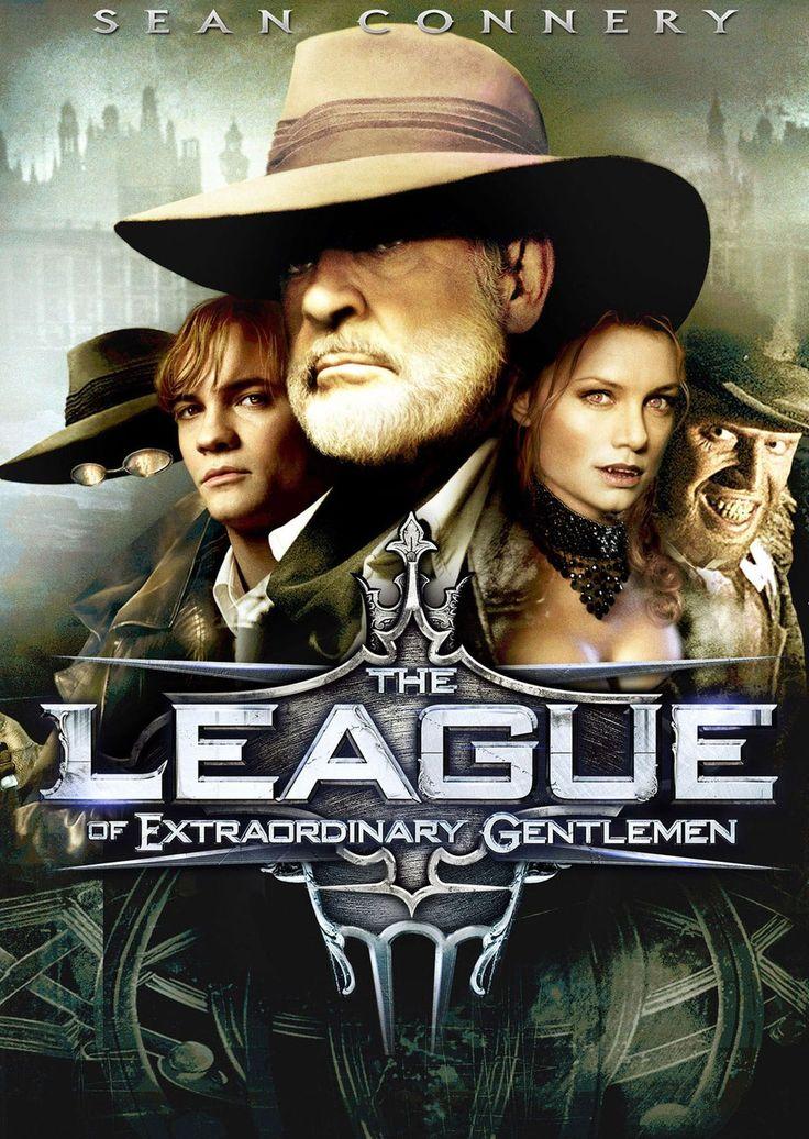 The League Of Extraordinary Gentlemen 2003 Extraordinary Gentlemen League Of Extraordinary Gentlemen League Of Extraordinary