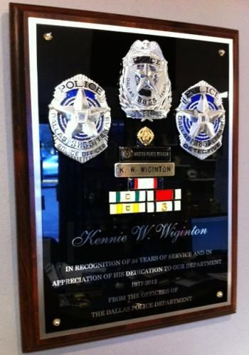 military retirement plaque | Military Retirement Shadow ...