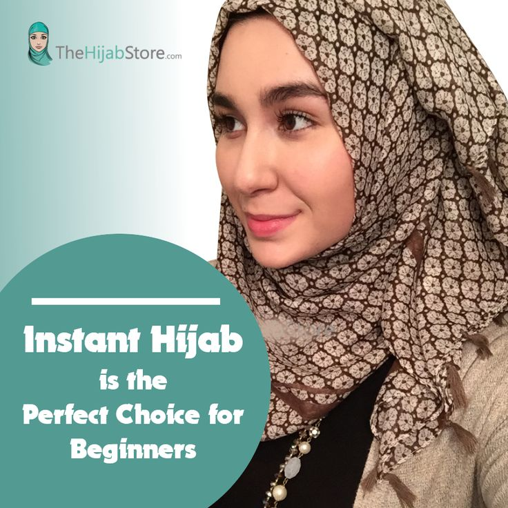 Instant Hijab - Modest As Well As Fashionable - Instant Hijabs are easy to wear because no pins are required; you just need to exactly pull them over your heads. Know more: http://www.thehijabstore.com/brands/Instant-Hijab.html #instanthijab #hijab #hijabstyle #hijabfashion #Pittsburgh #UnitedStates