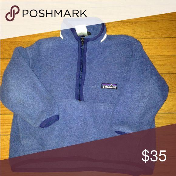 Boys Patagonia fleece jacket Boys Patagonia size 3-4 Patagonia Jackets & Coats
