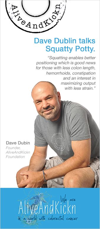Dave Dublin talks Squatty Potty! | Squatty Potty® Blog # ...
