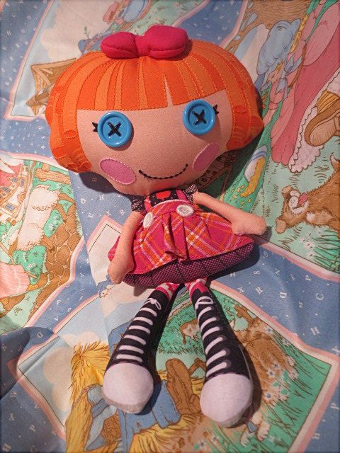 LaLaLoopsy Doll by EmporiumofTreasures on Etsy