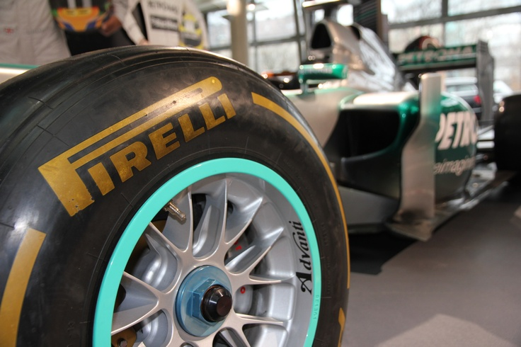 Formel 1 Wagen W03