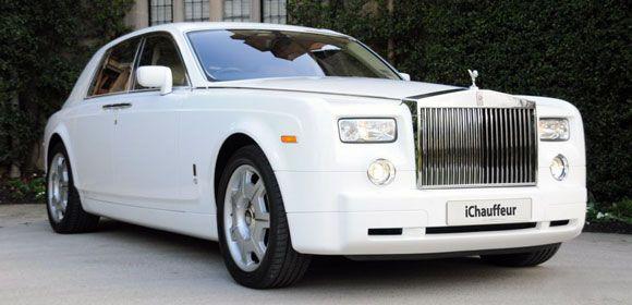 Rolls Royce Phantom    http://www.ichauffeur.net/wedding/rolls-royce/phantom/