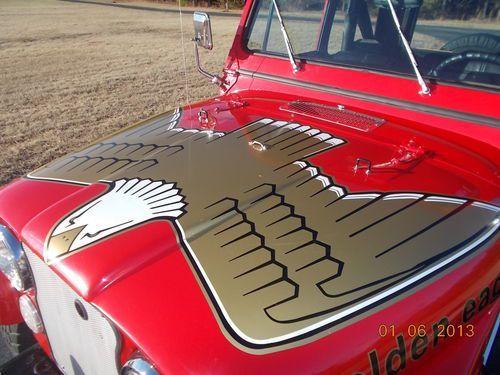 Jeep CJ7 Golden Eagle, image 1