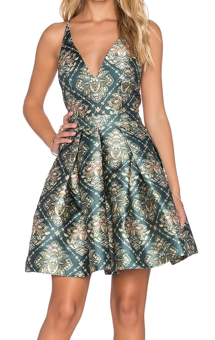 MinkPink Dare to Dance Halter Dress - Frendz & Co.  - 2
