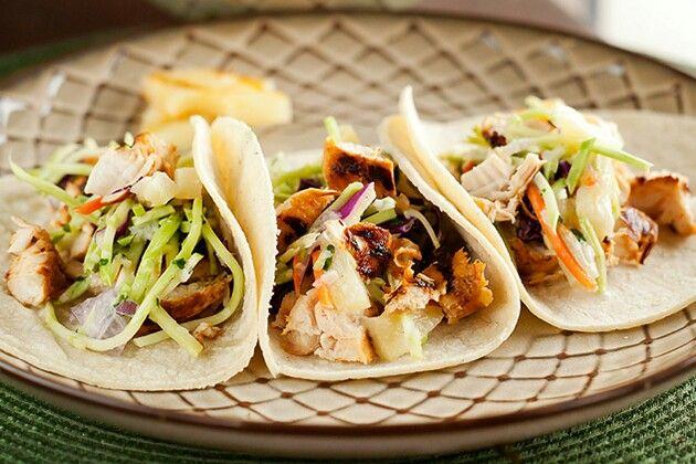 29 best images about recetas fit on pinterest see more - Tacos mexicanos de pollo ...