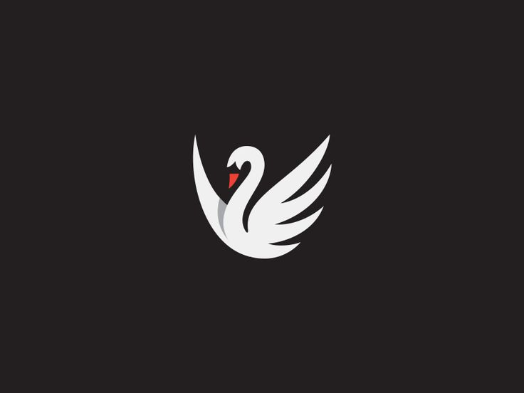 Old Swan logo by George Bokhua