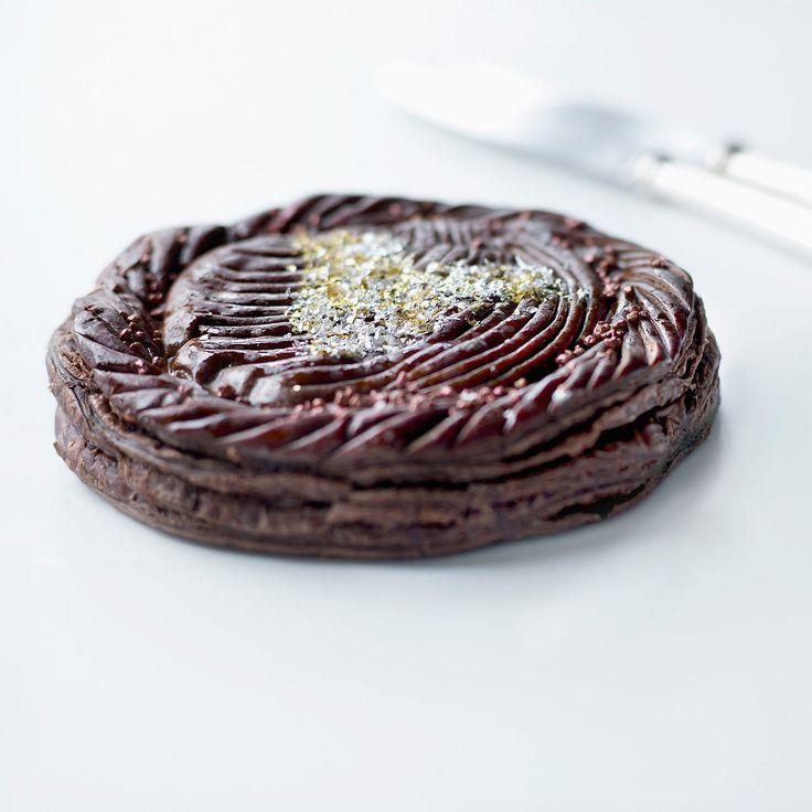 Galette des rois originale au chocolat
