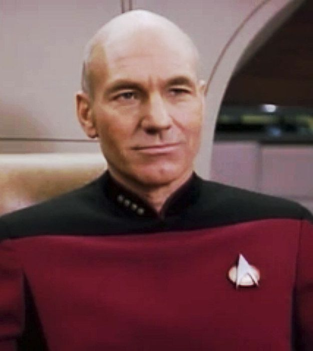 Which Star Trek Captain Are You?  You got: Jean-Luc Picard Paramount Television / Via thiswastv.com Your sense of right and wrong are second to none, and while your intelligence can be a little… rarefied, you do know how to have fun. (Reading 16th century British poetry is totally fun.)