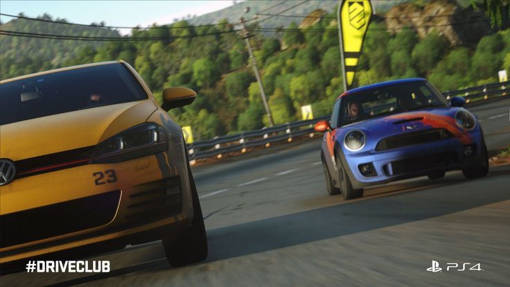 DriveClub patch 1.10 available now, delivering new tracks and more!  #driveclub #ps4 #playstation #gaming #news #vgchest