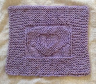 264 best images about knitted dishcloths on Pinterest