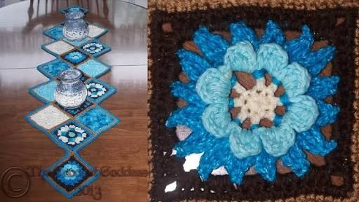 crochet for the table - Hledat Googlem